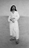 drawing of Meher Baba
